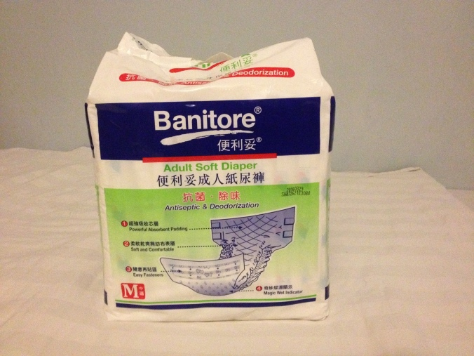Banitore Adult Diaper Packaging
