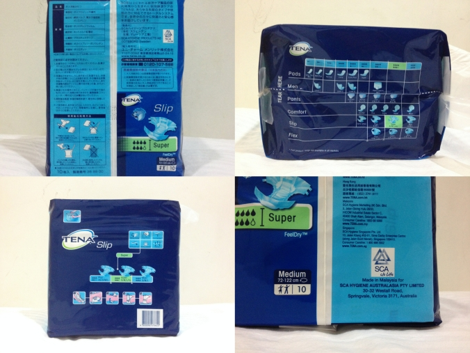 TSS Packaging Collage